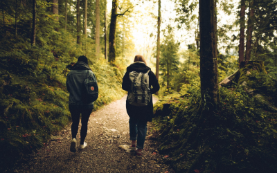 Mobile Technology and the Changing Face of Hiking