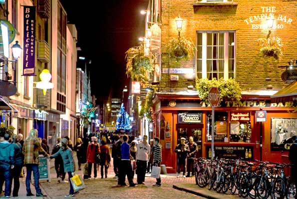 A Day in Dublin on a Budget