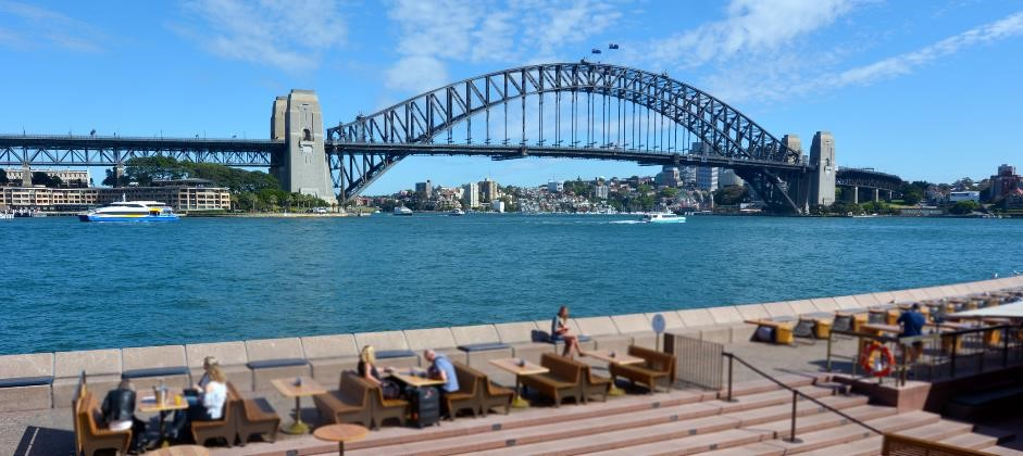 6 Best Restaurants in Sydney