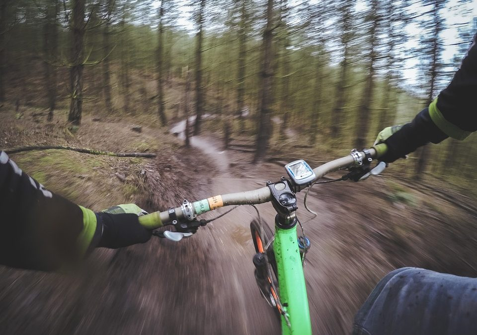 Why mountain biking is the new hobby you never knew you wanted